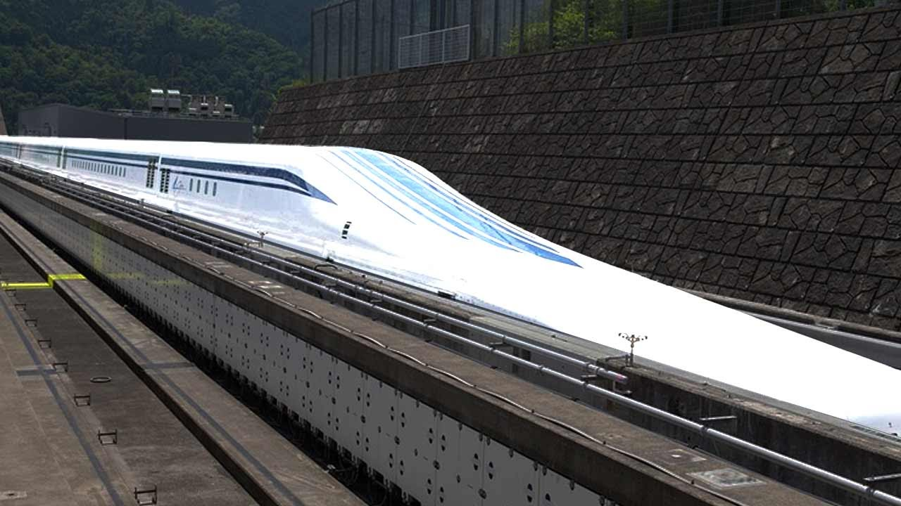 why the maglev magnetic levitation train Key learning points: 1 newton's first law of motion 2 motion graph of uniform  motion 3 kinetic energy 4 motion video analysis 5 magnetic levitation 6 effect  of.
