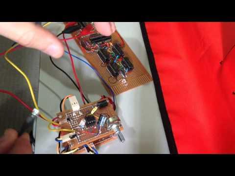 Core Rope ROM Part 3b (Hardware Progress)
