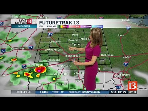Live Doppler 13 Weather Forecast 5pm