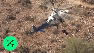 stretcher-spins-out-of-control-in-helicopter-rescue-injured-74-year-old-hiker