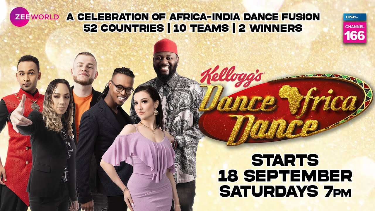 Dance Africa Dance: Meet The Judges | New dance competition on Zee World (ch. 166) | DStv