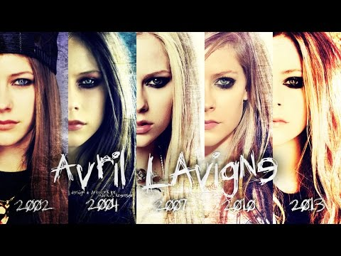 Avril Lavigne through the years - YouTube Avril Lavigne Songs