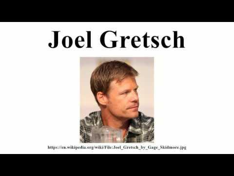 Joel Gretsch