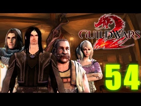 Lets Play Guild Wars 2 Part 54 - Hot Mess