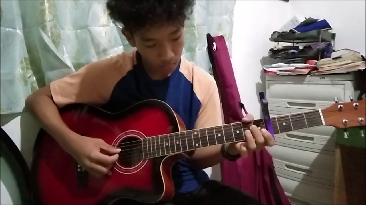 On My Way by Alan Walker (fingerstyle guitar cover) - YouTube