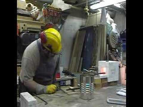 Hardening M2 Tools Steel