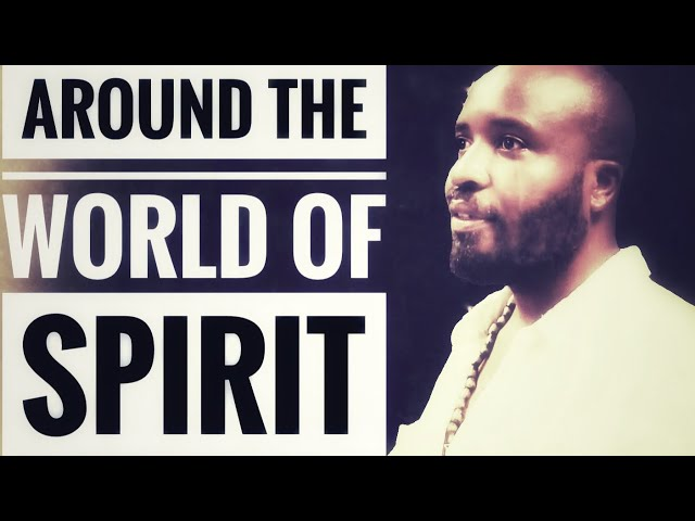 Around the world of Spirit | @ChiefYUYA