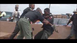 Nigeria Police Corruption