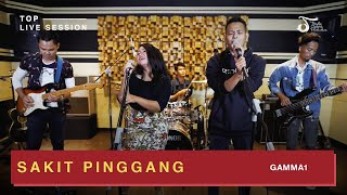 Download Mp3 Gamma1 - Sakit Pinggang | #toplivesession
