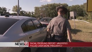 Report: Minorities pulled over more frequently
