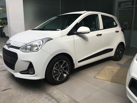 Hyundai i10 2017 phiên hatchback 5 cửa số sàn 1.0 Màu Trắng | 0932 039 168