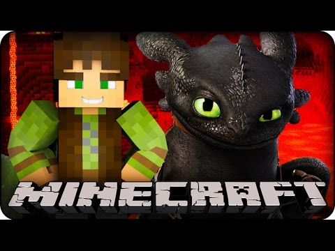 Minecraft Mods - HOW TO TRAIN YOUR DRAGON - Modded Mini ...