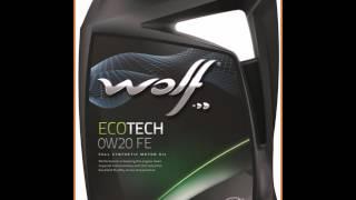Wolf Ecotech 0W20 FE 4л