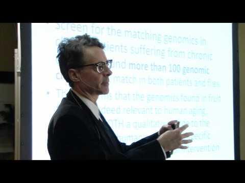Part 2: Evolutionary Biologist Michael R. Rose, Ph.D.