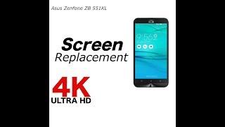 Asus Zenfone GO ZB 551KL Screen Replacement