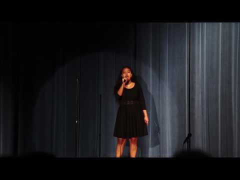"""Celine Dion's """"My Heart Will Go On"""" By Dipabali in Wendover Talent Show, June 2016"""