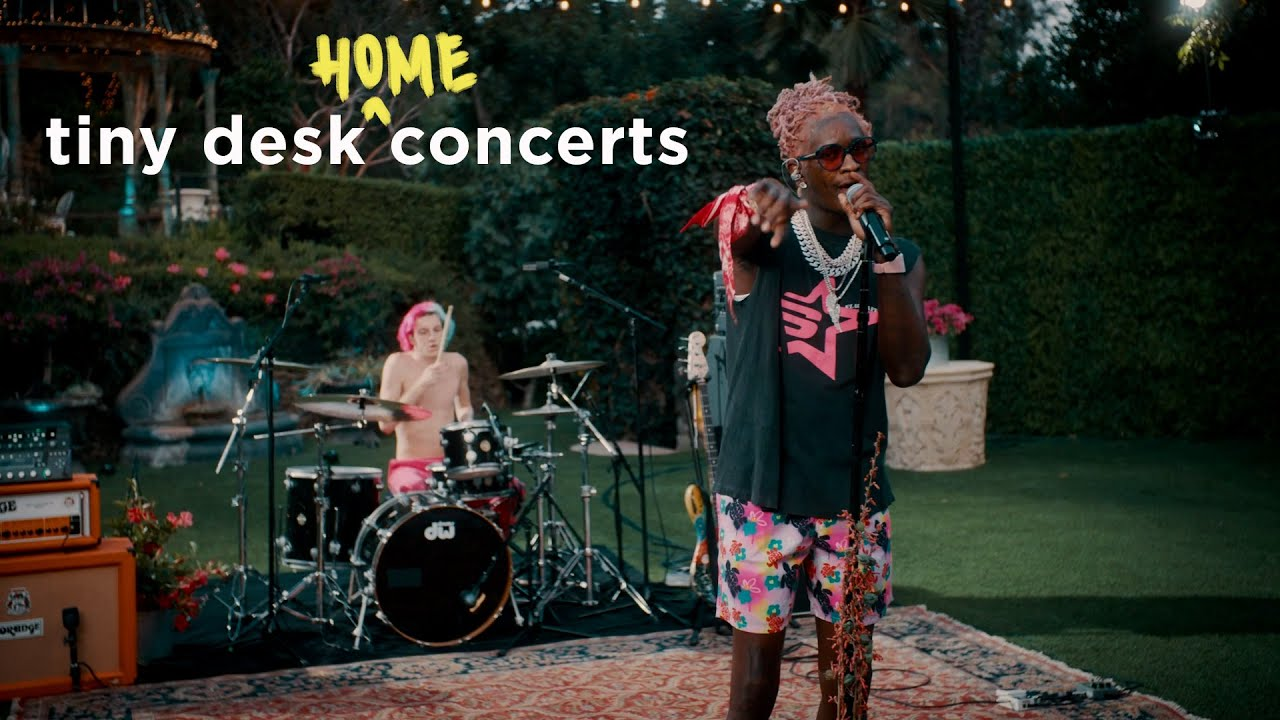 Download Young Thug: Tiny Desk (Home) Concert