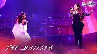 Erin Whetters v Bella Paige 'Sorry Not Sorry' | The Voice Australia 2018 thumbnail