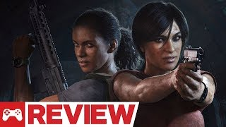 Video Uncharted: The Lost Legacy Review download MP3, 3GP, MP4, WEBM, AVI, FLV Agustus 2017