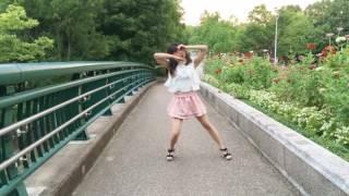 ゆる〜く坂道で踊ってみました。 iPhoneで撮影してiPhoneで動画編集して...