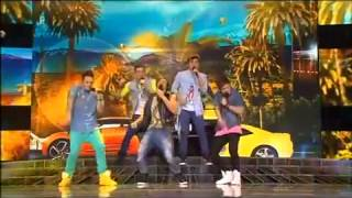 The X Factor Australia 2012 - The Collective - Live Show 2