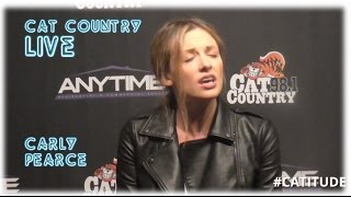 What a voice! Big Machine Records artist Carly Pearce is in the Any...