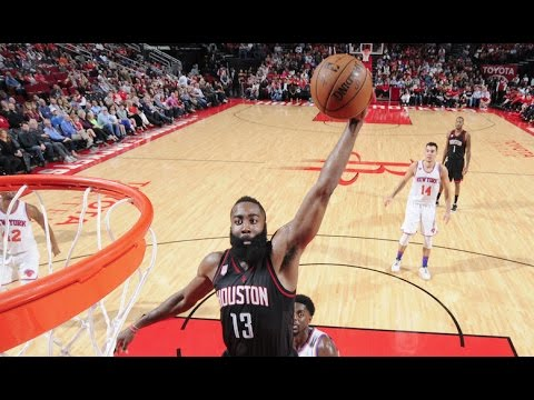 Download James Harden 53 Points, 17 Assists, 16 Rebounds! Tied For Highest Triple Double