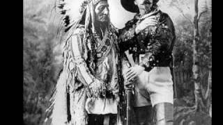 1885 Buffalo Bill and Sitting Bull