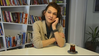 Turkish writer Aslı Erdoğan speaks out about her time behind bars