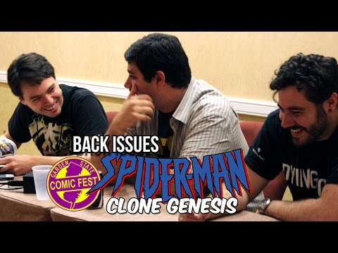 SPIDER-MAN CLONE GENESIS | Back Issues