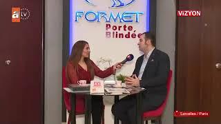 FORMET ÇELİK KAPI FRANSA ŞUBESİ