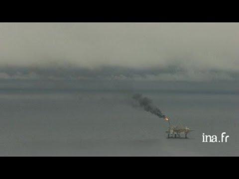Gabon : plateforme offshore 1/2