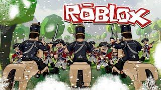 Roblox - FRANZÖSISCH INVADE RUSSLAND IM WINTER! (Roblox Blut und Eisen)