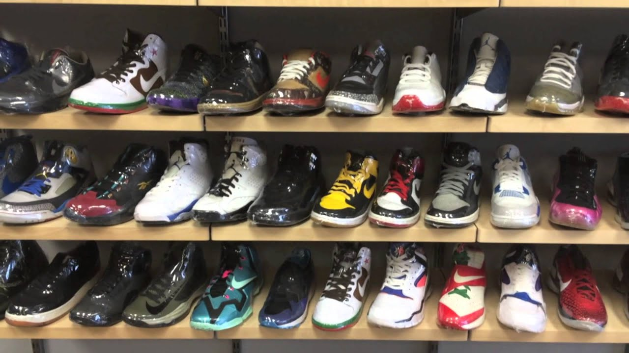 15619df1e Sneaker Collection January 2015 Endangered LA Update - YouTube
