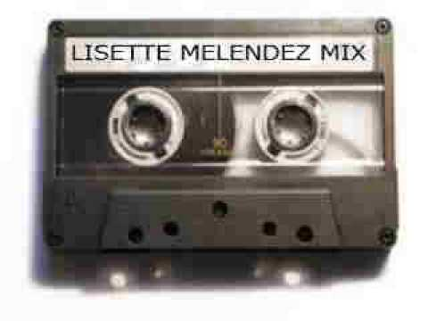 LISETTE MELENDEZ FREESTYLE MIX D.J ALEX SENSATION COLOMBIA