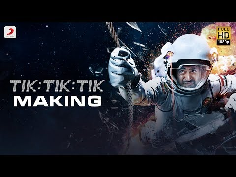 Tik Tik Tik - Making VIdeo | Jayam Ravi, Nivetha Pethuraj | D