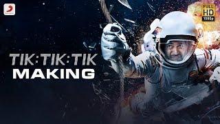 Tik Tik Tik Making VIdeo | Jayam Ravi, Nivetha Pethuraj | D.Imman