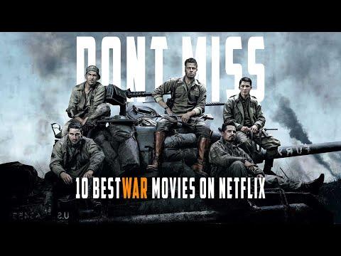 10 Spectacular WAR Movies On Netflix You Must Watch!