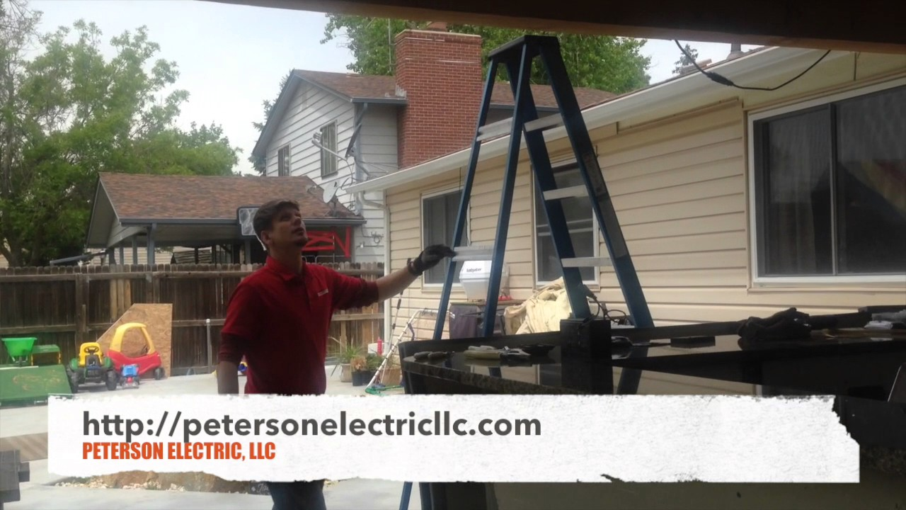 Wiring A New Outdoor Kitchen Reveolution Of Diagram Without Conduit Electrical For Part 2 Youtube Rh Com Diy