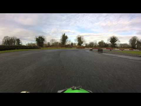 Testing in Pallas Karting Tynagh