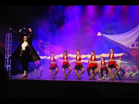 KKD Peter Pan ballet production Kelli's Kreative Dance 2014