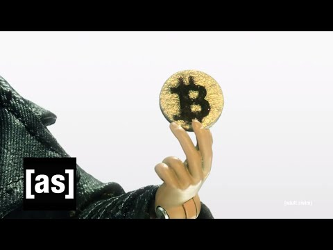 Bitcoin Matrix | Robot Chicken | Adult Swim