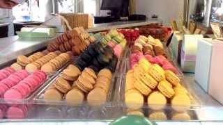 Laduree: Afternoon Tea & Macarons