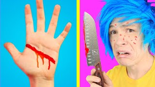 TRYING 11 Funny DIY Pranks For Friends WATCH OUT for PRANK WARS!  By Crafty Panda