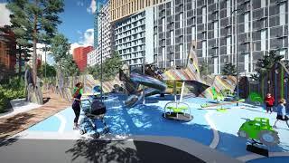 Житловий комплекс SVITLO PARK: внутрішній простір(, 2017-10-26T13:41:55.000Z)