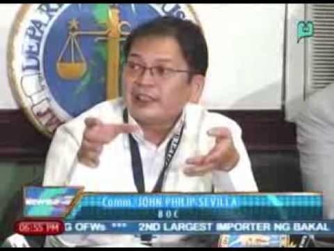 News@6: 2nd largest importer ng bakal, kinasuhan ng Bureau of Customs