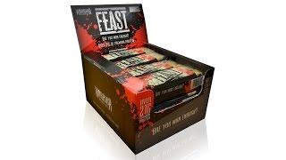 Warrior Feast Protein Bars