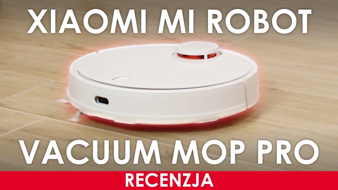 Odkurzacz Automatyczny Xiaomi Mi Robot Vacuum Mop Pro Recenzcja Prezentacja Youtube