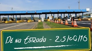 Evasão de pedágio e a voz que vai longe na fábrica da Volvo no Brasil