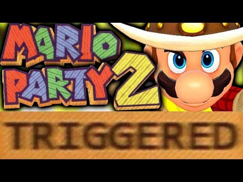 How Mario Party 2 TRIGGERS You!